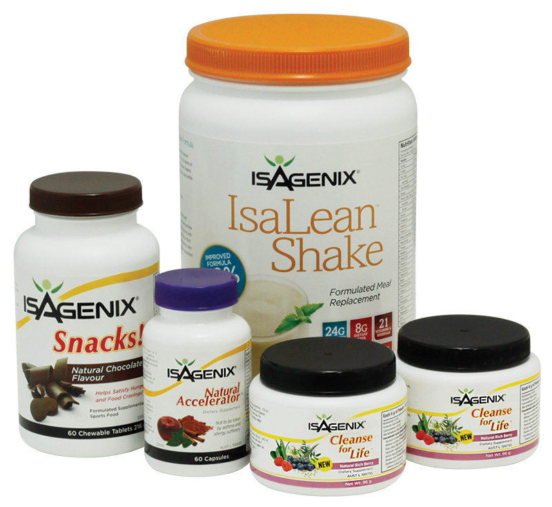 Isagenix 9 Day Cleanse Program