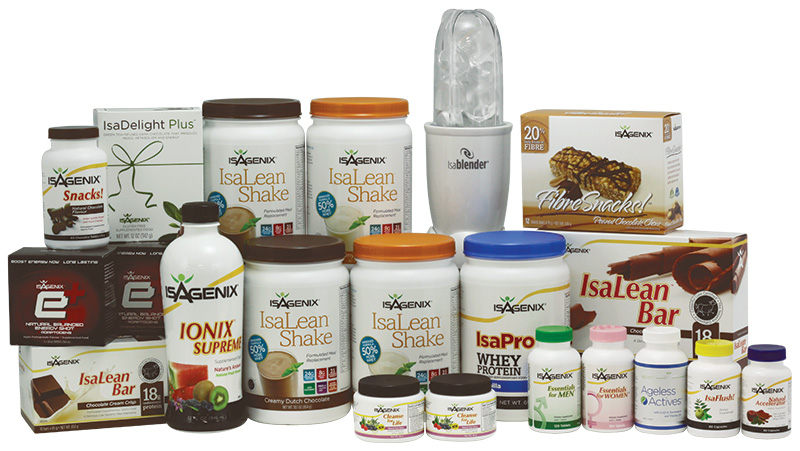 Isagenix Business Builder Pak