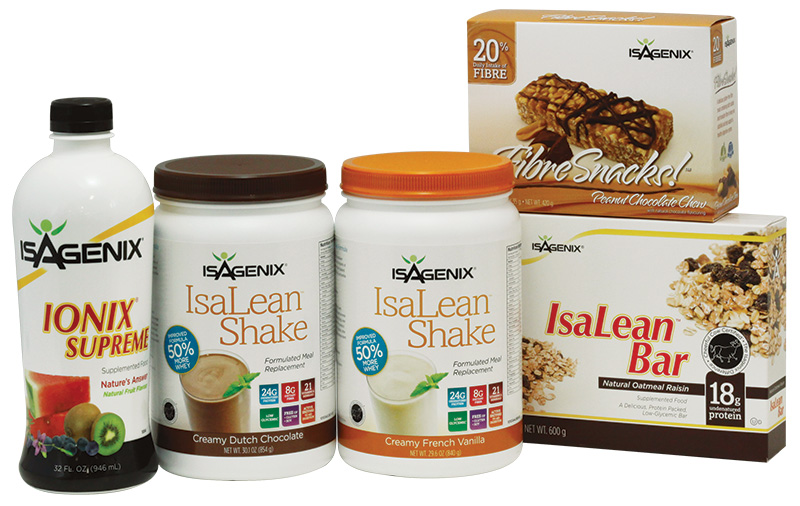 Buy Isagenix weight loss shakes