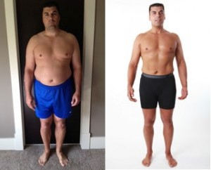 Joe Lost Weight Using Isagenix
