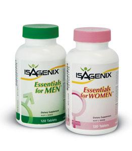 Isagenix Vitamins