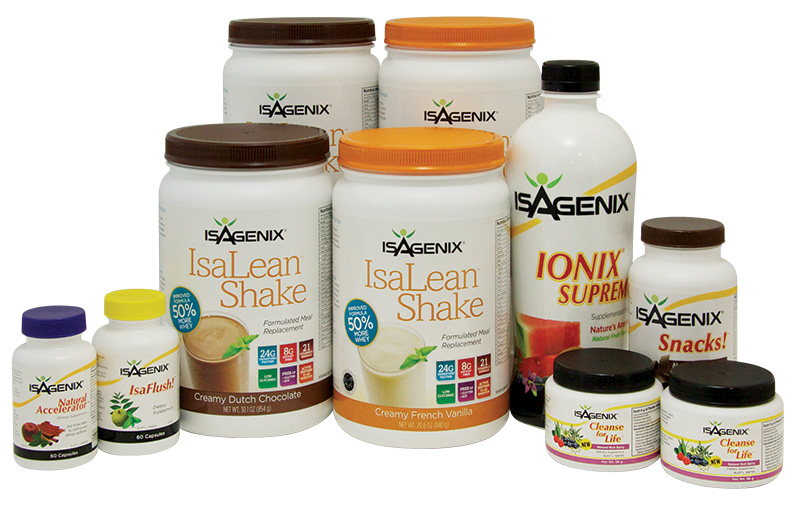 30 Day Cleanse Program from Isagenix