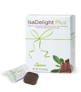 IsaDelights from Isagenix