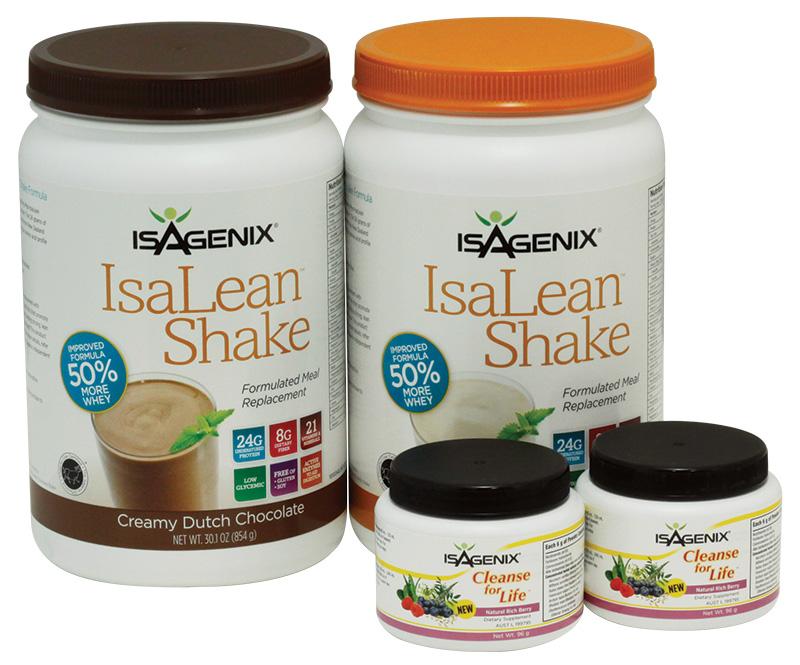 Shake and Cleanse Pak