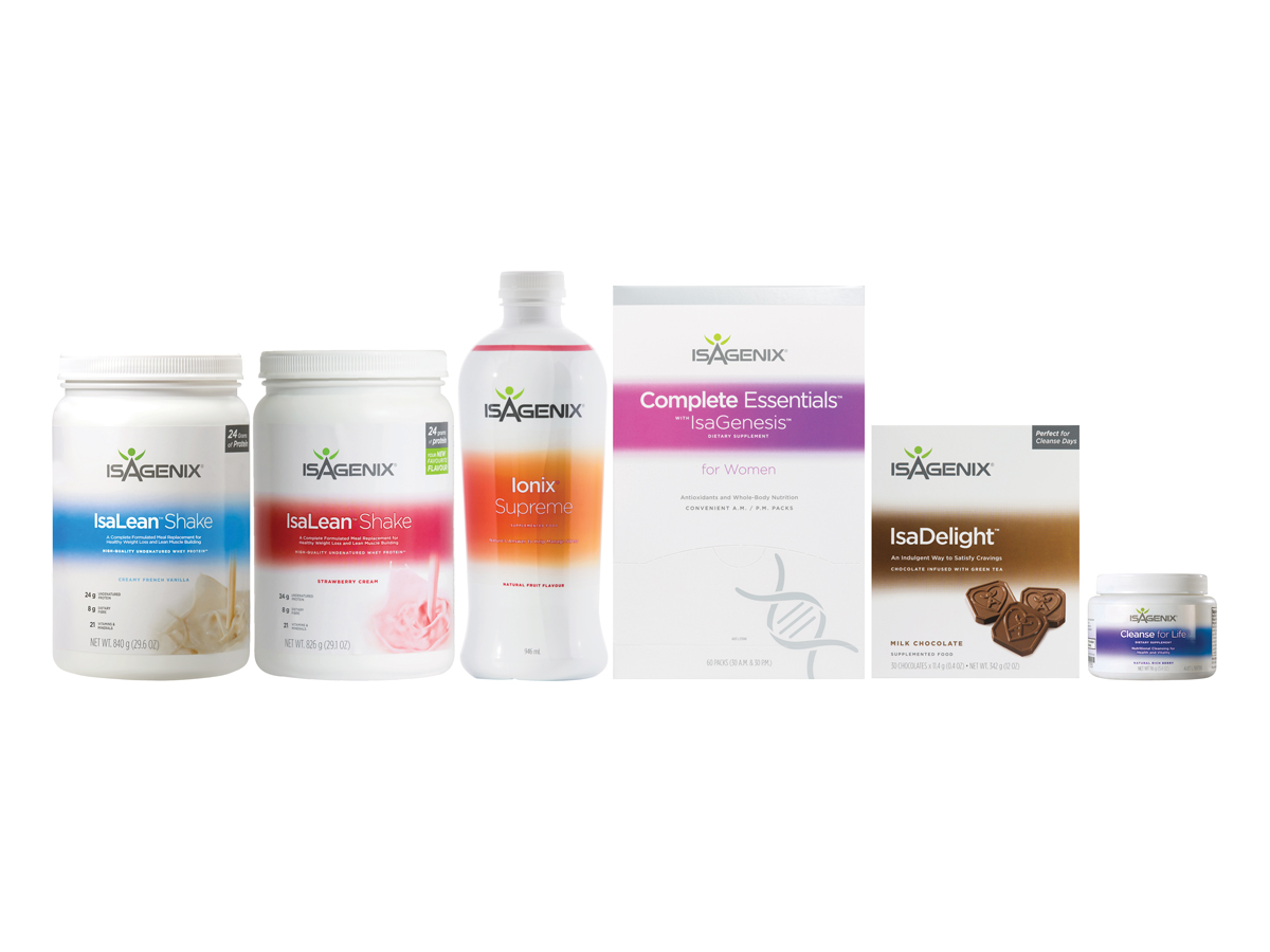 30-Day Healthy Ageing System