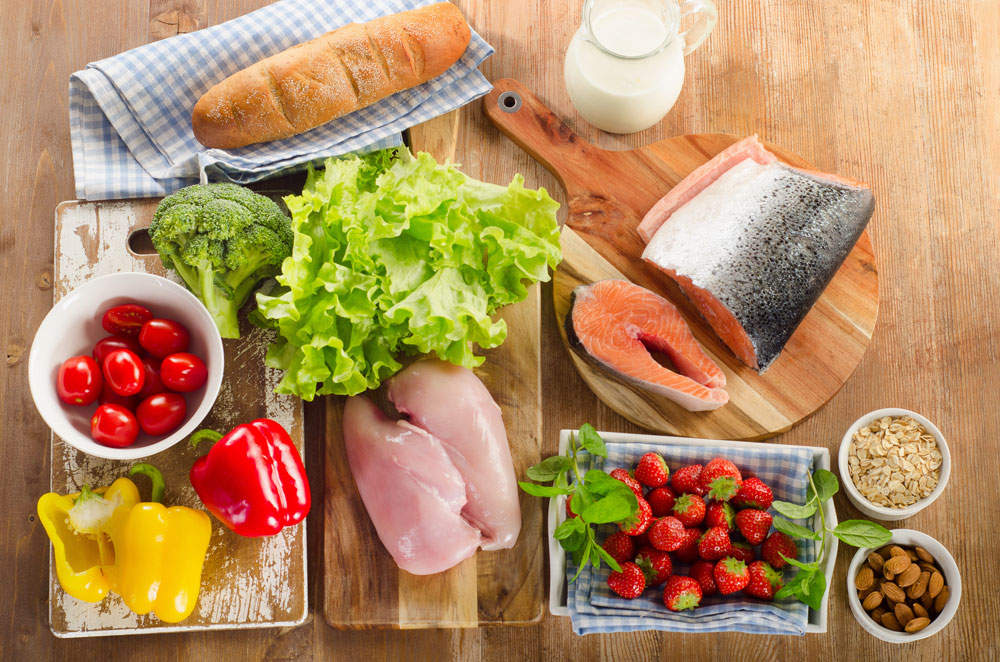 Food reset your health