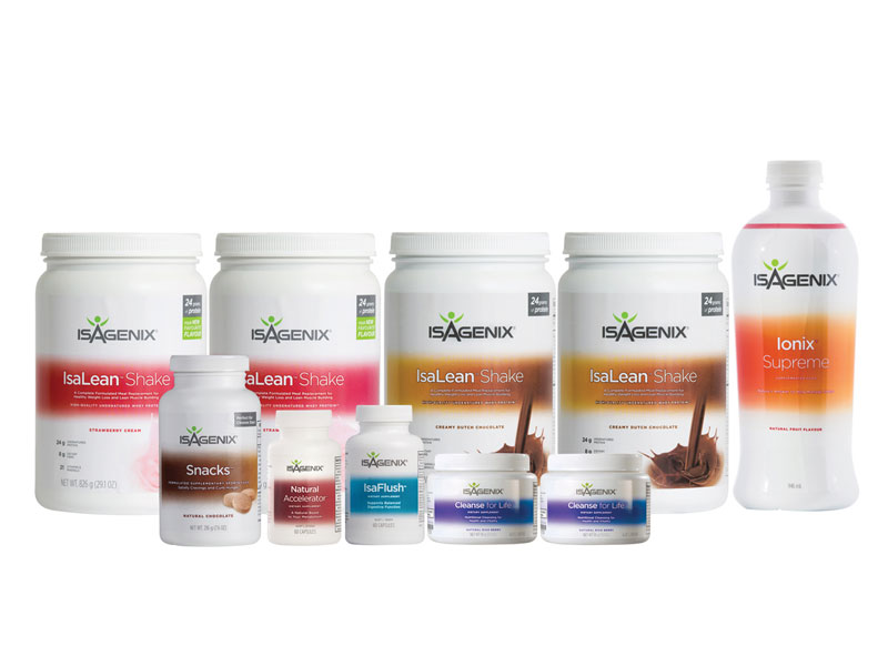 Isaboost 30 day cleanse