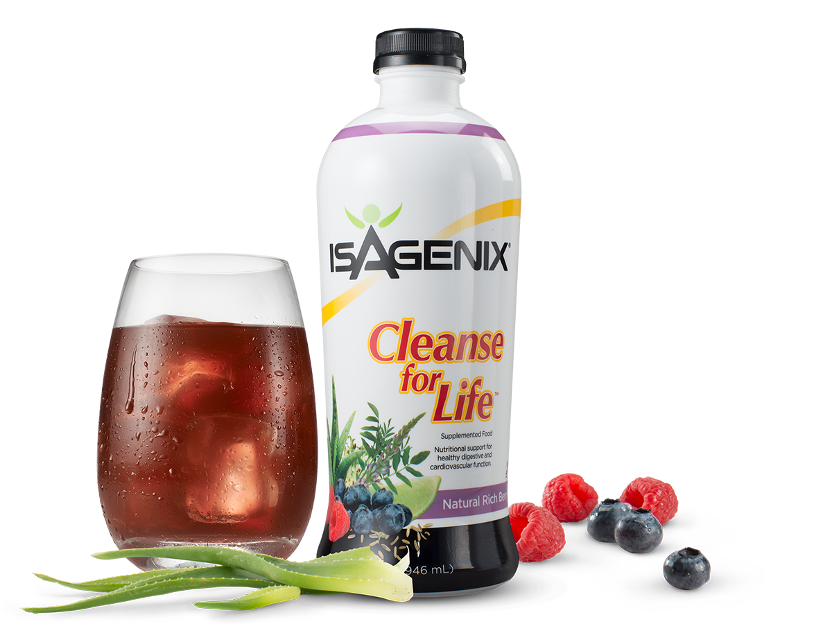 Isaboost cleanse for life