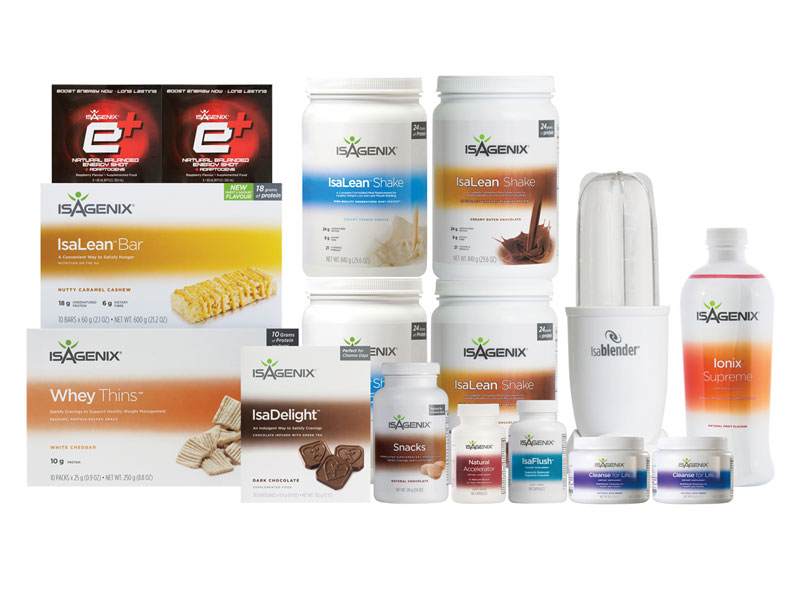 Buy Isagenix Weight Loss Premium Pack