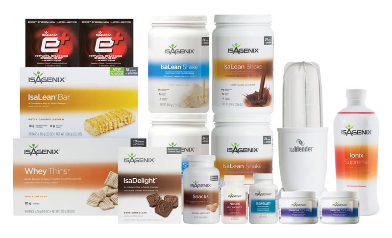 Isaboot weight loss pack