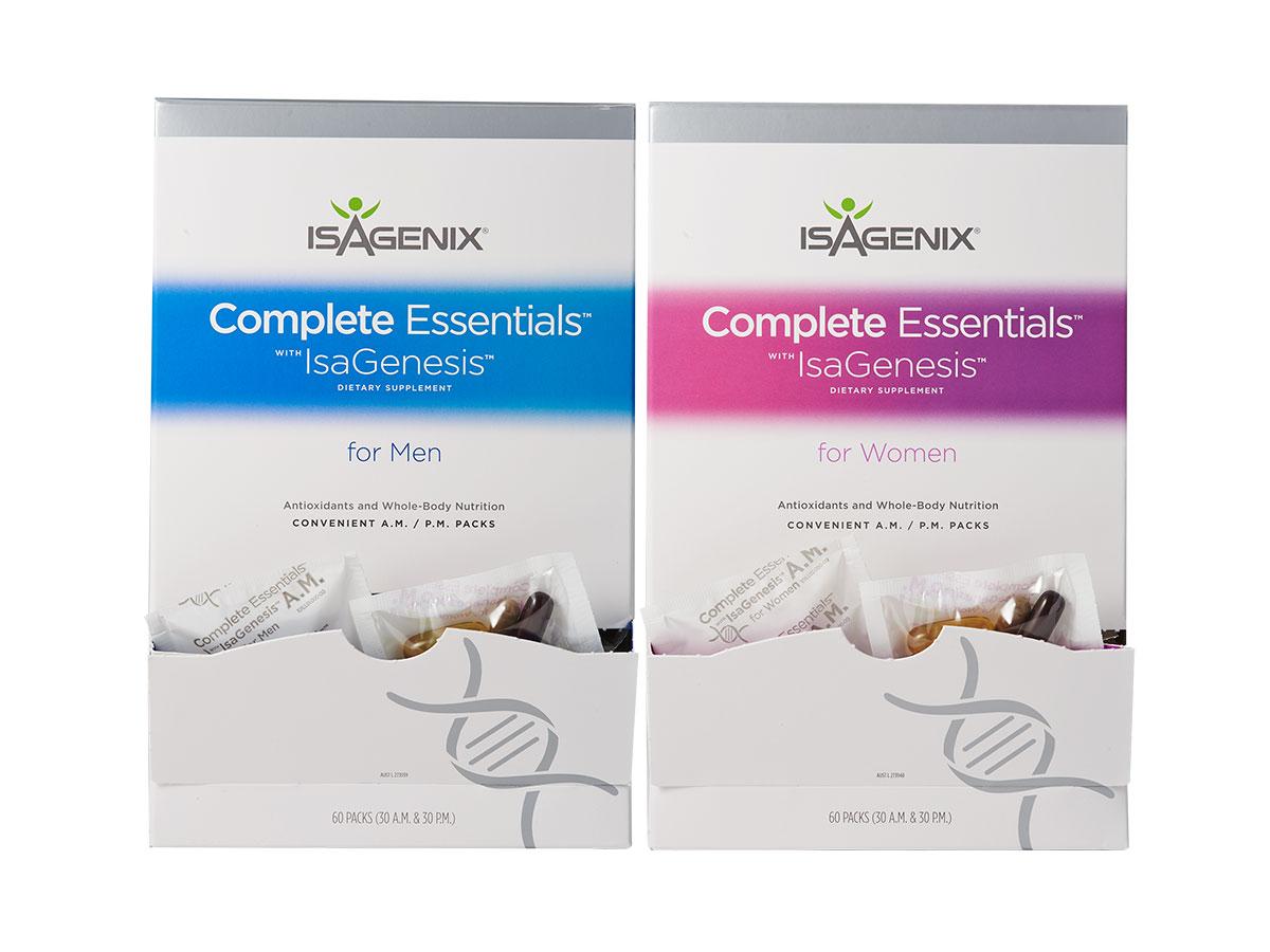 Complete Essentials with IsaGenesis