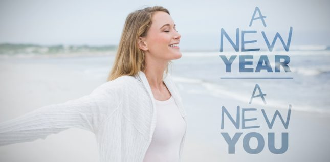 New year's resolution with isagenix